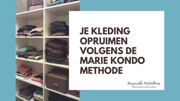 Blog Banner Marie Kondo